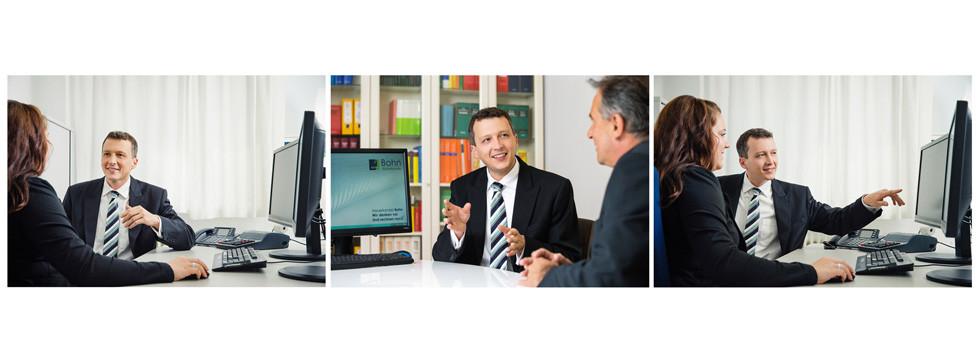 Steuerberater Bohn Hockenheim bei Beratung und Schulung