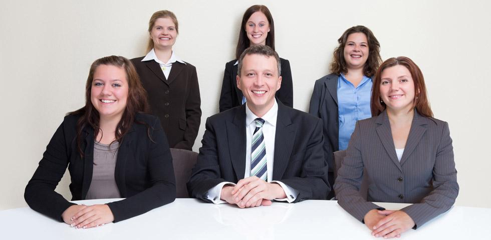 Das Team der Steuerkanzlei Bohn