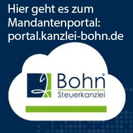 Bohn Portal Datenaustausch